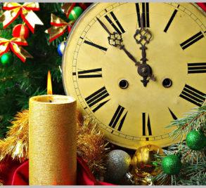 Привітання  з наступаючим Новим роком від голови партії «ЗАПОРУКА»