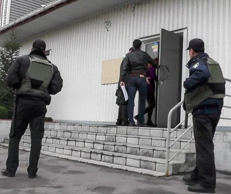 «Допомога» бізнесу від Полтавської прокуратури